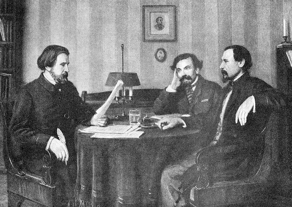 В Ашхабаде состоится премьера фильма к 200-летию поэта Николая Некрасова