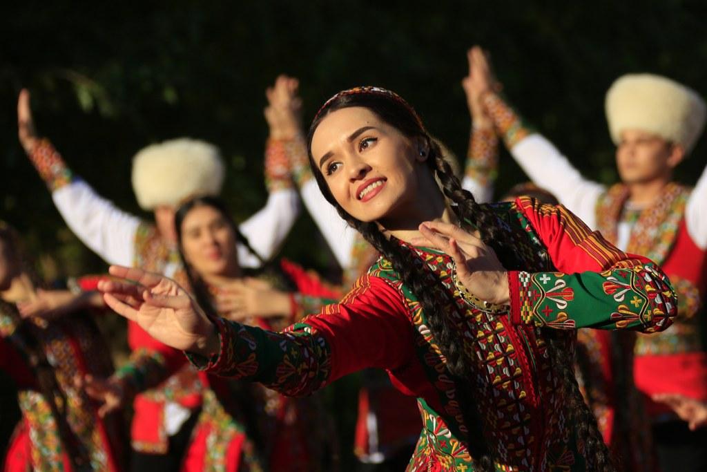 Главные символы Туркменистана по версии жителей столицы