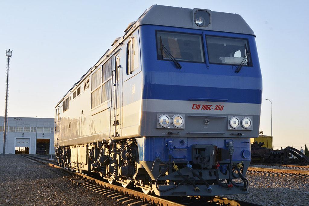 Россия заинтересована в участии в железнодорожных проектах Туркменистана