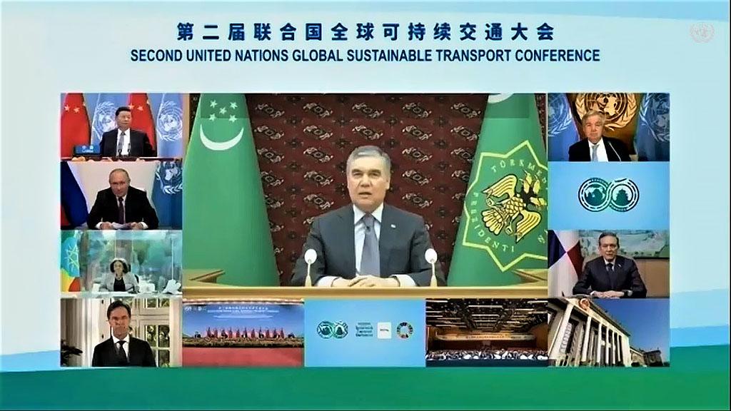 Транспортное сотрудничество должно быть свободным от политизации – президент Туркменистана