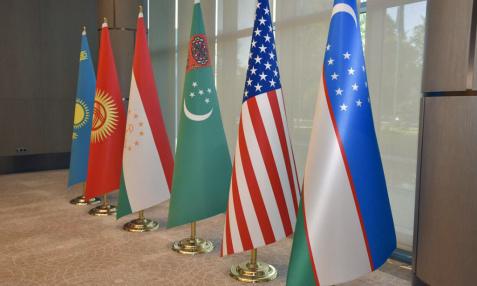 C5+1: страны Центральной Азии и США обсудили партнерство в области климата