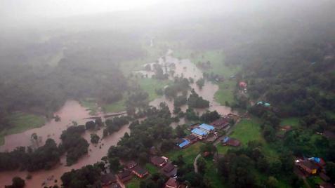 Президент Туркменистана направил соболезнования руководству Индии в связи последствиями наводнений