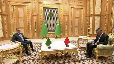 Президент: Пекин и Ашхабад выработали самую оптимальную формулу отношений