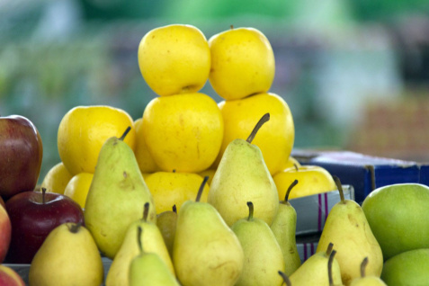 The purchase of agricultural products for further processing continues